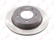 BN1535 LYNXAUTO Диск тормозной задний (262x10)