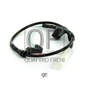 QF60F00033 QUATTRO FRENI Сигнализатор, износ тормозных колодок