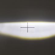 S08401038 SKYWAY Фара светодиодная OFF ROAD 115160мм круглая 12V24V 30W 6000K SKYWAY 3 диода Дальний свет