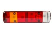 7711902LWE DEPO Фонарь задний DAF SCANIA 4 series VOLVO левый (АМР-разъем боковой) DEPO