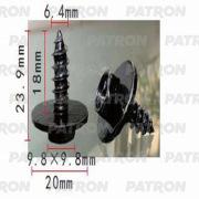 P371433 PATRON Шуруп металлический