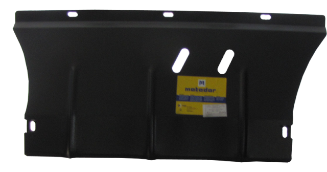 Защита стальная 2 мм д, кпп MOTODOR 01713