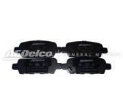 19374041 ACDELCO ACDelco GM Advantage Колодки тормозные задние