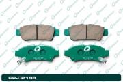 GP02198 GBRAKE Колодки G brake GP 02198