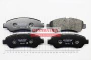 DBP1927 DYNAMATRIX-KOREA комплект колодок для дисковых тормозов
