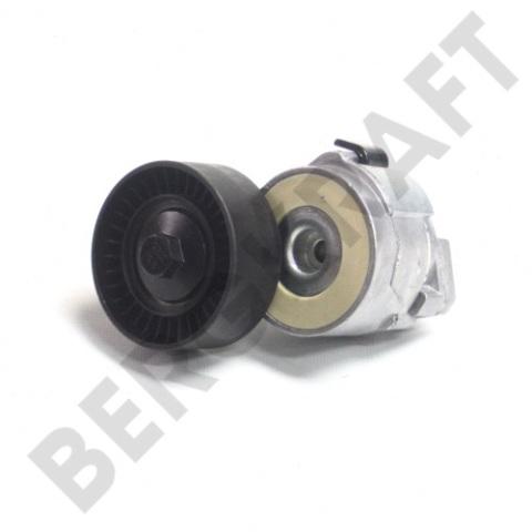 BK6120751 BERGKRAFT Устройство натяжное ремня в сборе D=70mm/H=28.5mm Iveco Daily III/IV,Fiat Ducato