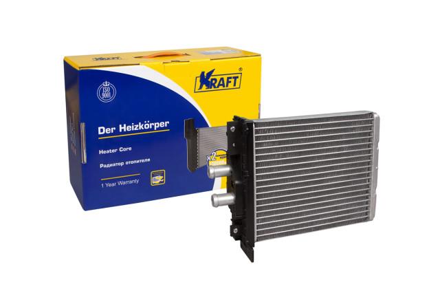 Радиатор отопителя 2170 алюмин. кондиционер KRAFT KT104061