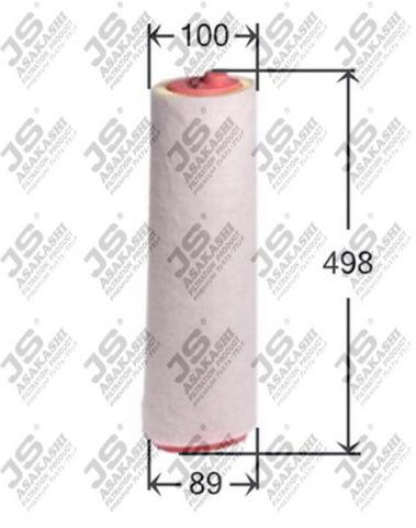 A0145 JS ASAKASHI Фильтр воздушный