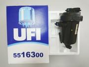 5516300 UFI Топливный фильтр