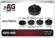 AG370052 AUTO-GUR Подушка под пружину увел. верхняя унив.96179844 U25