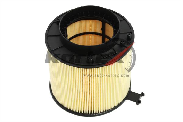 KA0142 KORTEX Фильтр воздушный AUDI A4 3.2 FSI/A4 S4/A5 S5/Q5 3.2 FSI 06/07 -