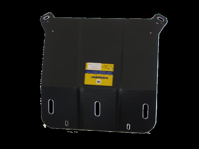 Защита картера (01506 (1/0/0) защита стальная 2 мм д, кпп MOTODOR 01506