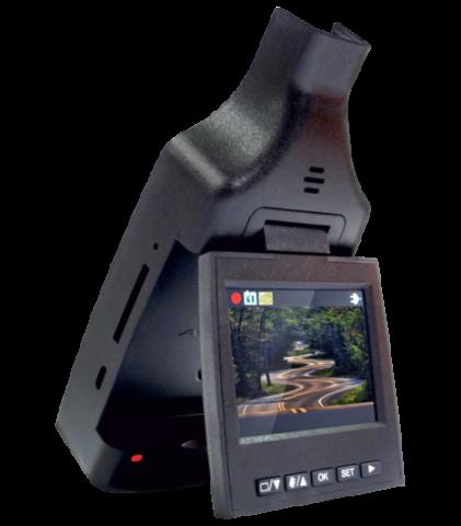DVRB FORD Универсальный автомобильный видеорегистратор скрытой установки