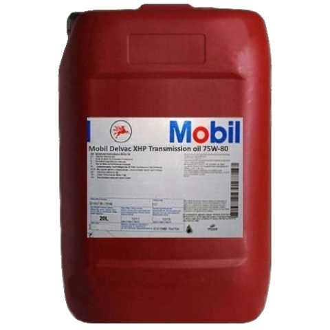 152706 MOBIL Масло трансм. МКПП , 75W-80 GL-3,GL-4 20л
