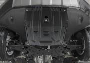 11123751 RIVAL Защита картера и КПП Hyundai Tucson, V - 2,0MPI (2015-)  крепленияKIA Sorento Prime, Sportage 2019- Santa Fe 2018