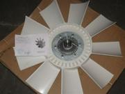 020003896 BORGWARNER Вентилятор  (серия 710, крыл. 660 мм, 8.8805) с муфтой СБ АВТОДИЗЕЛЬ