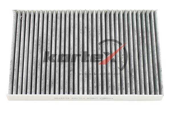 KC0079S KORTEX Фильтр салонный угольный