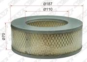 ST1780113070 SAT Фильтр воздушный TOYOTA LITE/TOWNACE NOAH 96-07