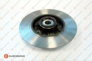 1609248680 EUROREPAR Диск тормозной RENAULT MEGANE III/FLUENCE задн.
