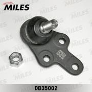 DB35002 MILES Шаровая опора нижняя LR (21mm.)