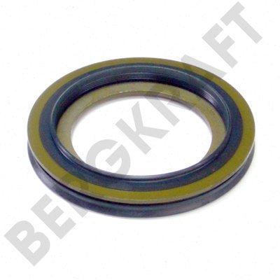 BK8006800 BERGKRAFT Сальник 117,5x157,5x20/26mm ступицы колеса BPW