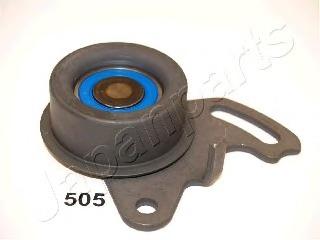 BE505 JAPANPARTS Устройство для натяжения ремня, ремень грм