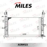 ACRM123 MILES Радиатор, охлаждение двигателя