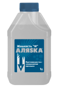 """Жидкость """"И"""" Аляска, противокристализационная присадка в топливо 1 л. АЛЯСКА 5409"""