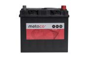 560412051 METACO 60А/ч 510А 12 В обратная полярн. стандартные клеммы