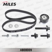 AB08009 MILES Комплект ремня ГРМ