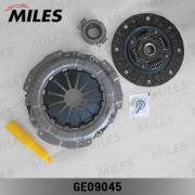 GE09045 MILES Комплект деталей сцепления