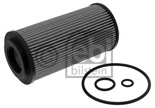 26981 FEBI Масляный фильтр (с уплотнительными кольцами)