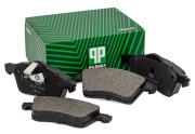 FDP3348 PILENGA Колодки тормозные передние 156,3х68,6х19,8