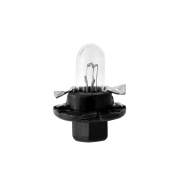 612011P84 МАЯК Лампа накаливания Aбц 12-1,1 BX8,4d (с патроном) (панель приборов)