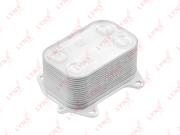 RO1022 LYNXAUTO Радиатор масляный