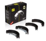 GF0957 TRIALLI Колодки тормозные барабанные для автомобилей Lada Largus (12-)/Renault Duster (10-) 228х42 GF 0957