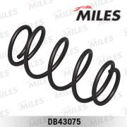 DB43075 MILES Пружина подвески OPEL VECTRA B 1.8/1.7TD -03 передняя