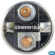 SSM9981BA KRAUF Втягивающее реле стартера