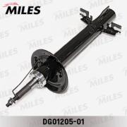 DG0120501 MILES Амортизатор PEUGEOT BOXER/CITROEN JUMPER/FIAT DUCATO пер.газ.06- 1,0-1,6t