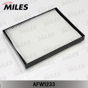 AFW1233 MILES Фильтр салона HYUNDAI ELANTRA/MATRIX 01- (FILTRON K1249, MANN CU2634)