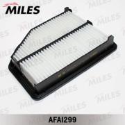 AFAI299 MILES Фильтр воздушный HONDA CR-V 2.4 12-