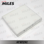 AFW1292 MILES Фильтр салона AUDI A3/SKODA OCTAVIA/VW GOLF 12
