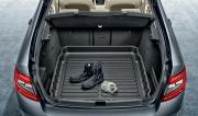 5E5061162 VAG Пластиковый поддон в багажник