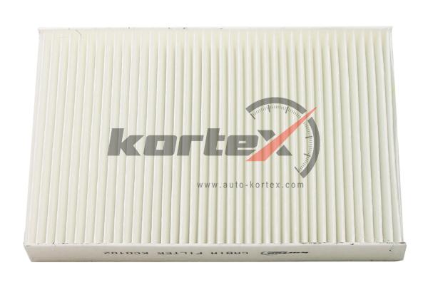 KC0102 KORTEX Фильтр салона