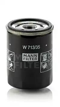 W71335 MANN Масляный фильтр