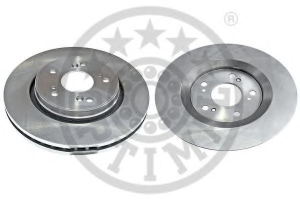 BS8286 OPTIMAL Диск тормозной передний вентилируемый