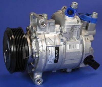DCP02040 DENSO Компрессор кондиционера
