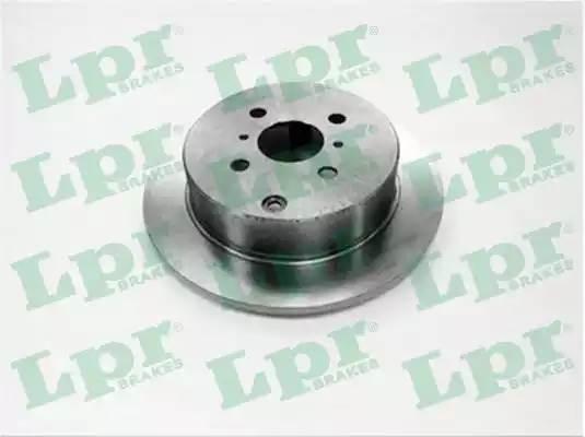 T2003P LPR/AP Тормозной диск