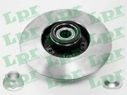 R1004PCA LPR Тормозной диск