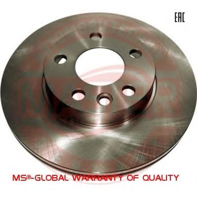 24012501141SETMS MASTER-SPORT Тормозной диск